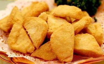 油炸豆干是最具风味的普宁小吃