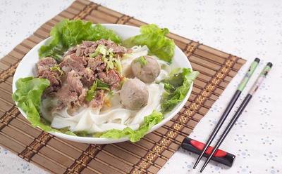 """粿条,广州人称为""""粉"""""""